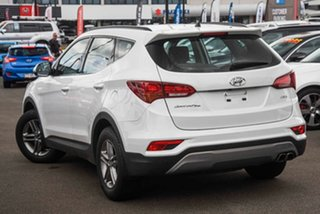 2017 Hyundai Santa Fe DM5 MY18 Active White 6 Speed Sports Automatic Wagon