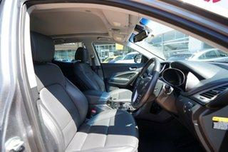 2014 Hyundai Santa Fe DM Highlander CRDi (4x4) Grey 6 Speed Automatic Wagon