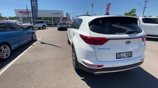 2016 Kia Sportage QL MY17 GT-Line AWD White 6 Speed Sports Automatic Wagon