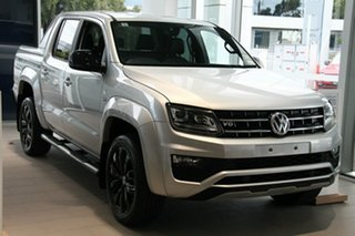 2020 Volkswagen Amarok 2H MY20 TDI580SE 4MOTION Perm Silver 8 Speed Automatic Utility.
