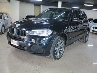 2015 BMW X5 F15 sDrive25d Carbon Black 8 Speed Automatic Wagon.