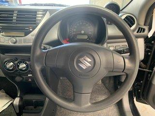 2013 Suzuki Alto GF GL Black 4 Speed Automatic Hatchback