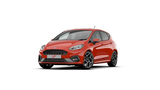 New Ford Fiesta ST Tanunda, 2020 Ford Fiesta ST Race Red 6 Speed Manual Hatchback