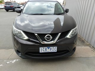 2015 Nissan Qashqai J11 TS 1 Speed Constant Variable Wagon.