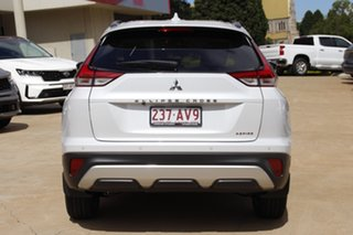 2020 Mitsubishi Eclipse Cross YB MY21 Aspire 2WD White Diamond 8 Speed Constant Variable Wagon