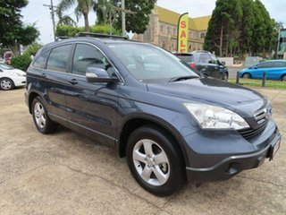2007 Honda CR-V Grey Automatic Wagon.