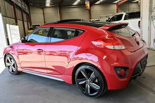 2014 Hyundai Veloster FS3 SR Coupe Turbo Red 6 Speed Manual Hatchback