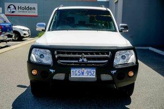 2019 Mitsubishi Pajero NX MY19 GLX White 5 Speed Sports Automatic Wagon