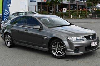 2011 Holden Commodore VE II SV6 Grey 6 Speed Automatic Sedan.