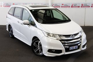 2015 Honda Odyssey RC VTi-L Continuous Variable Wagon.