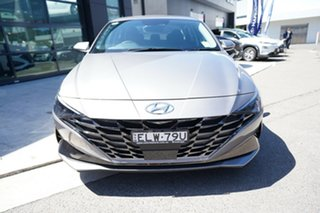 2020 Hyundai i30 CN7.V1 MY21 Active Fluid Metal 6 Speed Sports Automatic Sedan