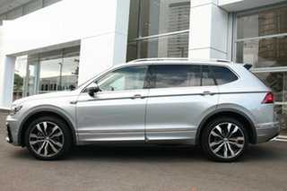 2019 Volkswagen Tiguan 5N MY20 162TSI Highline DSG 4MOTION Allspace Silver 7 Speed