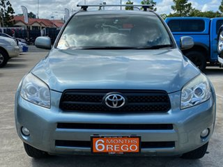 2006 Toyota RAV4 ACA33R Cruiser Blue Green 5 Speed Manual Wagon
