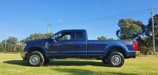 2020 Ford F350 (No Series) XLT Blue Automatic Utility