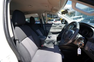 2016 Mitsubishi Triton MQ MY16 Upgrade GLX Plus (4x4) White 5 Speed Automatic Dual Cab Utility