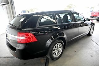 2016 Holden Commodore VF II MY16 Evoke Sportwagon Black 6 Speed Sports Automatic Wagon