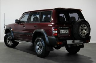 2001 Nissan Patrol GU II ST Red 5 Speed Manual Wagon