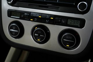 2008 Volkswagen EOS 1F MY09 147TSI DSG Black 6 Speed Sports Automatic Dual Clutch Convertible
