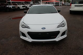 2019 Subaru BRZ Z1 MY19 TS Quartz White 6 Speed Manual Coupe.