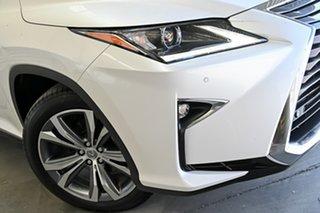 2017 Lexus RX GYL25R RX450h Luxury Sonic Quartz 6 Speed Constant Variable Wagon Hybrid.