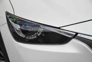 2018 Mazda CX-3 DK4W7A Akari SKYACTIV-Drive i-ACTIV AWD White 6 Speed Sports Automatic Wagon