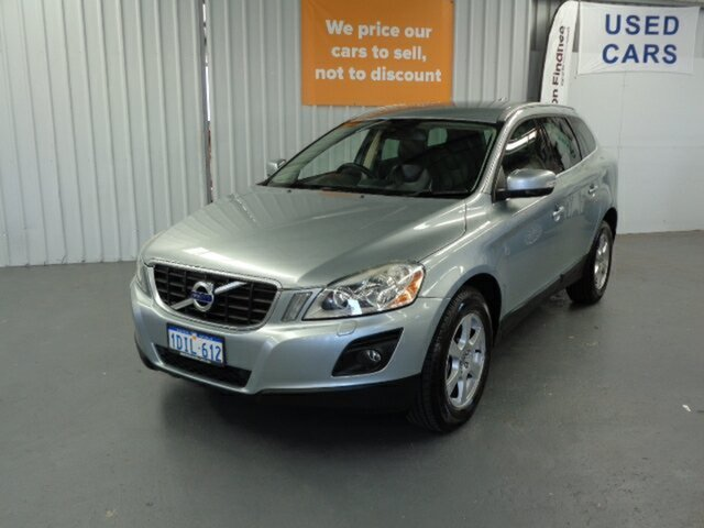 Used Volvo XC60 DZ MY11 Geartronic AWD Rockingham, 2010 Volvo XC60 DZ MY11 Geartronic AWD Grey 6 Speed Sports Automatic Wagon