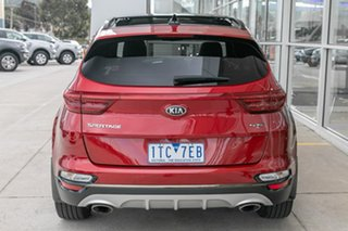 2018 Kia Sportage QL MY19 GT-Line AWD Red 6 Speed Sports Automatic Wagon