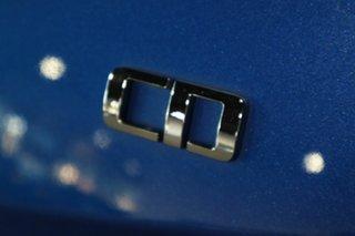 2015 Holden Barina TM MY15 CD Blue 5 Speed Manual Hatchback