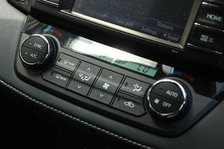 2018 Toyota RAV4 ASA44R GXL AWD Black 6 Speed Sports Automatic Wagon