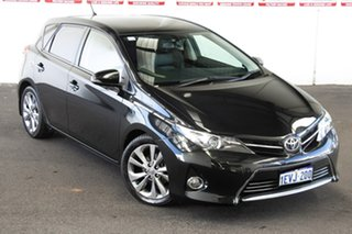 2014 Toyota Corolla ZRE182R Levin S-CVT ZR Ink 7 Speed Constant Variable Hatchback.