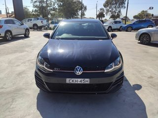 2018 Volkswagen Golf 7.5 MY18 GTI DSG Black 6 Speed Sports Automatic Dual Clutch Hatchback.