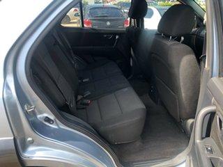 2007 Kia Sorento BL MY07 EX Blue 5 Speed Sports Automatic Wagon