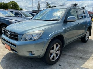 2006 Toyota RAV4 ACA33R Cruiser Blue Green 5 Speed Manual Wagon.