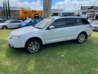 2007 Subaru Outback Limited (4x4) White
