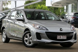2013 Mazda 3 BL10F2 MY13 Neo Activematic Aluminium 5 Speed Sports Automatic Hatchback.