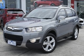 2013 Holden Captiva CG MY13 7 AWD LX Grey 6 Speed Sports Automatic Wagon.