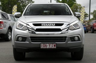2018 Isuzu MU-X MY18 LS-U Rev-Tronic Silver 6 Speed Sports Automatic Wagon