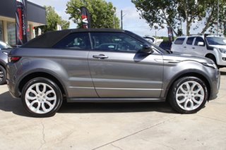 2016 Land Rover Range Rover Evoque L538 MY17 SE Dynamic Grey 9 Speed Sports Automatic Convertible