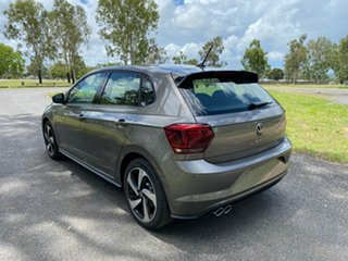 2020 Volkswagen Polo AW MY21 GTI DSG Limestone Grey 6 Speed Sports Automatic Dual Clutch Hatchback
