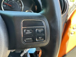 2011 Jeep Wrangler JK MY2011 Sport Orange 6 Speed Manual Softtop