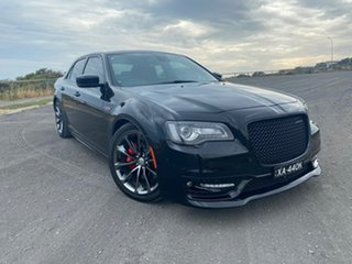 2016 Chrysler 300 LX MY16 SRT Hyperblack Black 8 Speed Sports Automatic Sedan.
