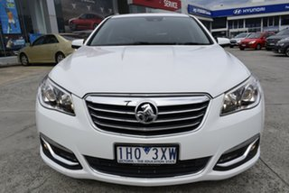 2016 Holden Calais VF II MY16 V Sportwagon White 6 Speed Sports Automatic Wagon.