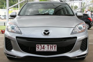 2013 Mazda 3 BL10F2 MY13 Neo Activematic Aluminium 5 Speed Sports Automatic Hatchback