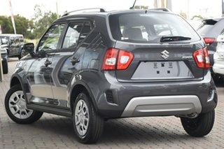 2020 Suzuki Ignis MF Series II GL Mineral Grey 5 Speed Manual Hatchback.