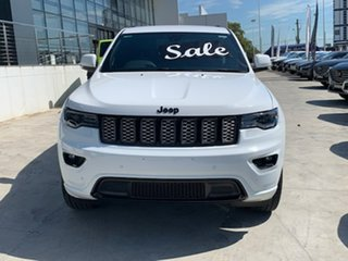 2018 Jeep Grand Cherokee WK MY18 Blackhawk White 8 Speed Sports Automatic Wagon