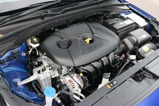 2020 Hyundai i30 PD.V4 MY21 Intense Blue 6 Speed Sports Automatic Hatchback