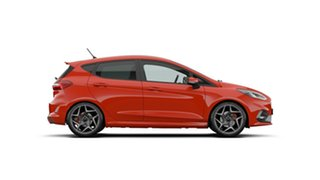2020 Ford Fiesta ST Race Red 6 Speed Manual Hatchback