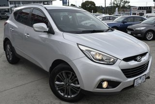 2013 Hyundai ix35 LM3 MY14 SE Silver 6 Speed Sports Automatic Wagon.