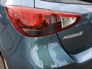 2016 Mazda 2 DJ2HA6 Maxx SKYACTIV-MT Blue 6 Speed Manual Hatchback
