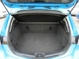2009 Mazda 3 BL SP25 Blue 5 Speed Automatic Hatchback